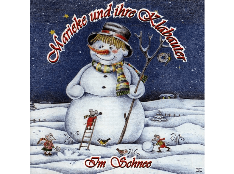 Marieke Und Ihre Klabauter - Im Schnee - (CD)