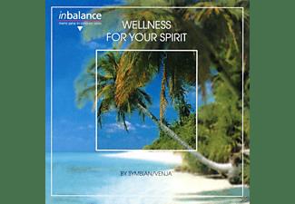 VARIOUS - Wellness For Your Spirit  - (CD)