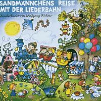 Sandmännchen - Sandmännchens Reise - (CD)