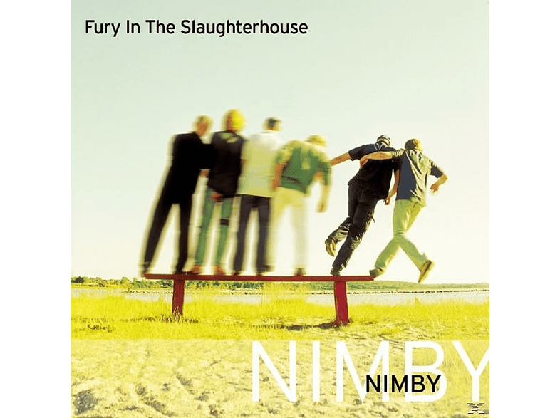 Fury In The Slaughterhouse - Nimby/Ltd. [CD]