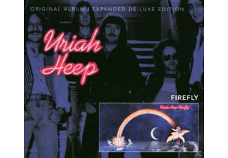 Uriah Heep - Firefly  - (CD)