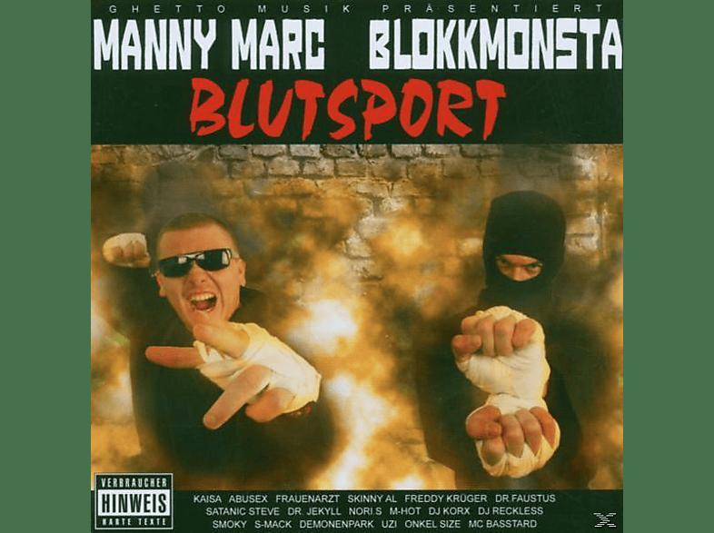 VARIOUS - Blutsport [CD]
