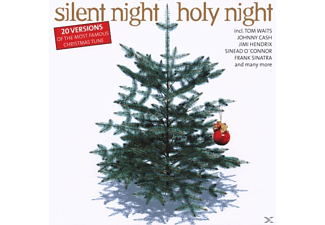 WAITS,TOM & CASH,JONNY - Silent Night - Holy Night  - (CD)
