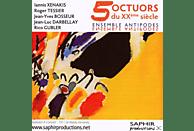 Ensemble Antipodes - 5 Oktette des 20.Jahrhunderts [CD]