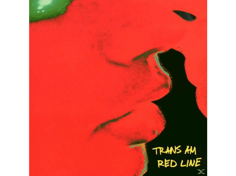 Trans Am - Red Line [CD]