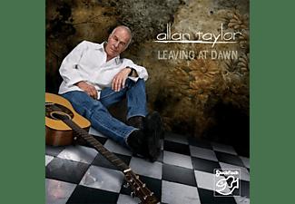 Allan Taylor - Leaving At Dawn  - (CD)