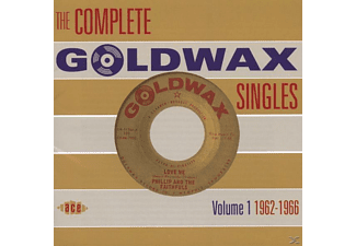 VARIOUS - Complete Goldwax Singles Vol.1 1962-1966 - (CD)