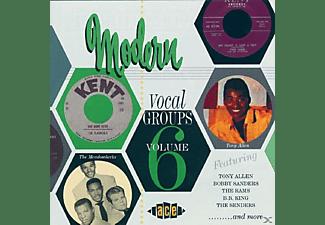 VARIOUS - Modern Vocal Groups 6  - (CD)