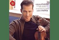 Nikolaj Znaider - Violin Concertos [CD]