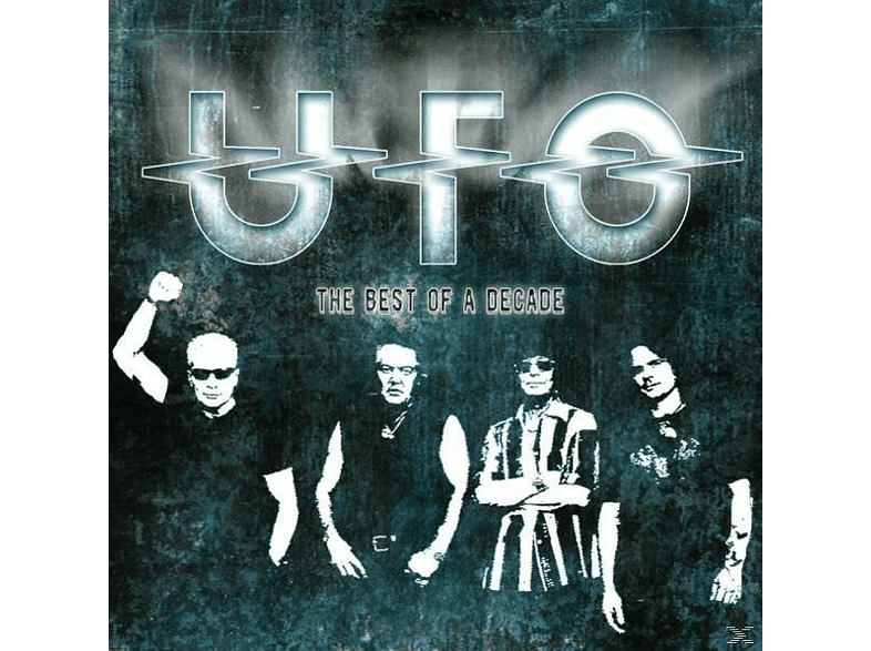 UFO - The Best of a Decade [CD]