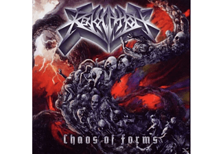 Revocation - Chaos Of Forms - (CD)