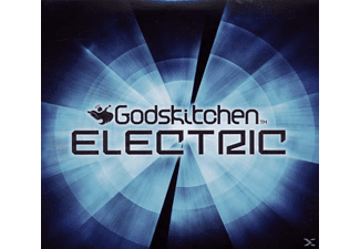 VARIOUS - Godskitchen Electric [Box-Set] - (CD)