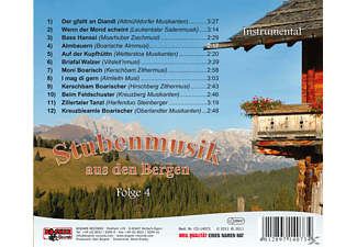 VARIOUS - Stubenmusik Aus Den Bergen - Instrumental  - (CD)