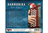 VARIOUS - Harmonika-Solo Folge 1 [CD]
