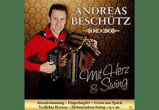 Andreas Beschütz - Mit Herz & Swing  - (CD)