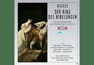 Chor & Orchester Des Royal Opera House Covent Gard - Der Ring Des Nibelungen Mp3-Oper  - (MP3-CD)