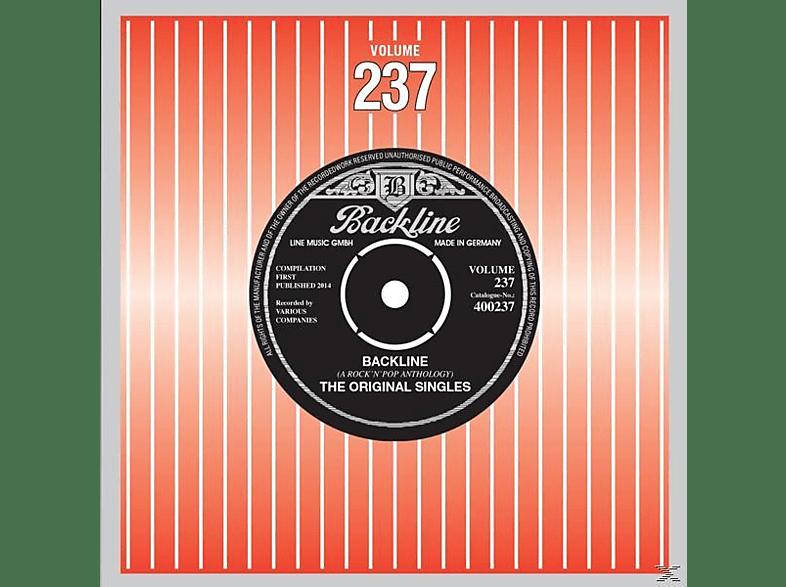VARIOUS - Backline Vol.237 [CD]