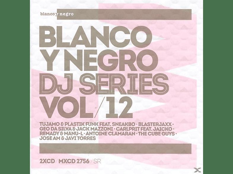 VARIOUS - Blanco Y Negro DJ Series Vol.12 [CD]