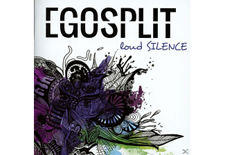 Egosplit - Loud Silence  - (CD)