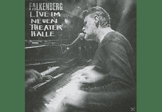 Falkenberg - Live im Neuen Theater Halle  - (CD)
