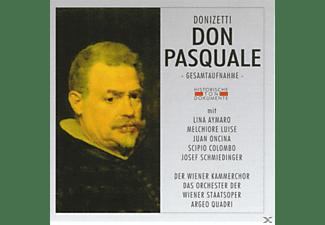 Wiener Kammerchor - Don Pasquale  - (CD)