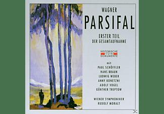 Wiener, Chor D.Wiener Staatso. - Parsifal (Erster Teil)  - (CD)