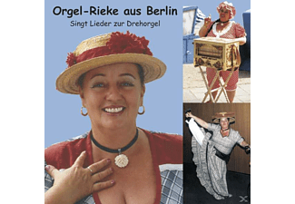 Orgel - Orgel-Rieke Aus Berlin  - (CD)