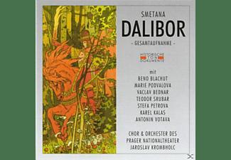 ORCH.D.PRAGER NATIONALT - Dalibor  - (CD)