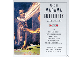 Orch.D.Teatro Dell'Opera D.Rom - Madama Butterfly  - (CD)