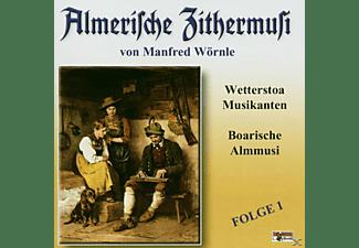 BOAR.ALMMUSI - Almerische Zithermusi 1  - (CD)