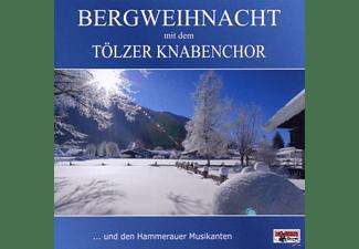 Tölzer Knabenchor - Bergweihnacht  - (CD)