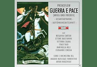 Coro E Orch.Del Maggio Musical - Guerra E Pace  - (CD)