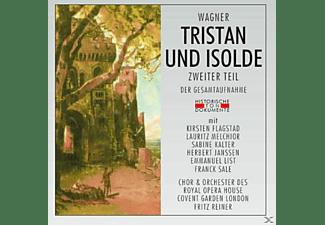 Chor & Orch.Des Royal Opera House - Tristan Und Isolde-Zweiter Teil  - (CD)