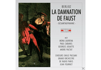 Grand Orch. - La Damnation De Faust  - (CD)