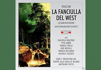 Coro E Orchestra Del Teatro Alla Scala Di Milano - La Fanciulla Del West (Ga)  - (CD)