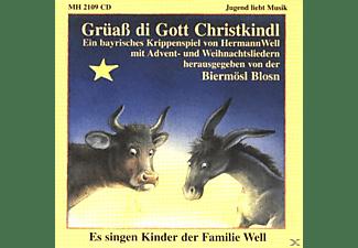 Biermösl Blosn - Grüaß Di Gott Christkindl  - (CD)