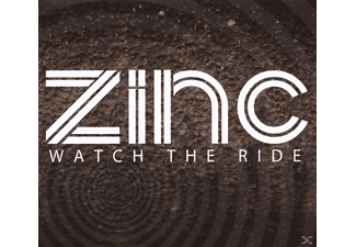 Dj Zinc, Zinc - Watch The Ride - (CD)