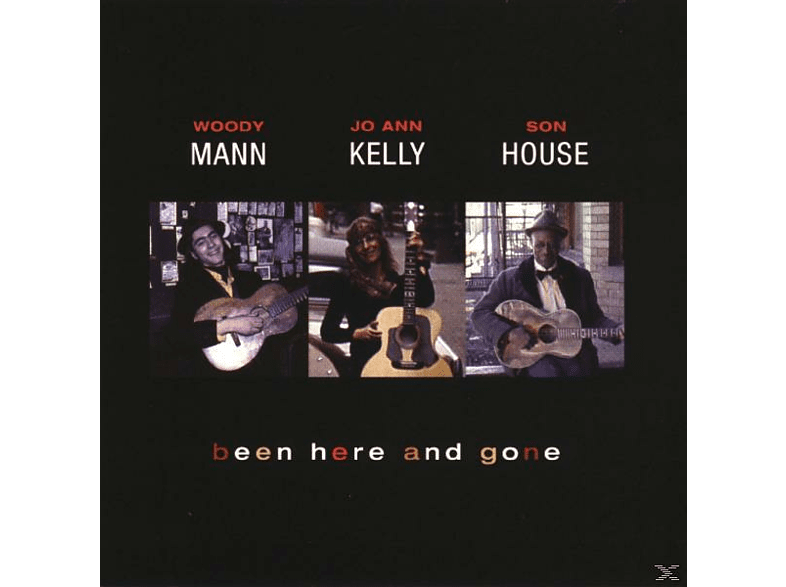 Woody Mann, Son House - Been There And Gone [CD]
