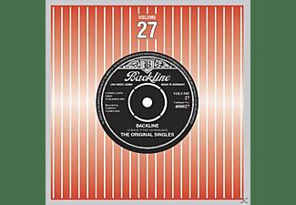 VARIOUS - Backline Vol.27  - (CD)