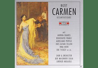 Molajoli - Carmen (Ga)  - (CD)