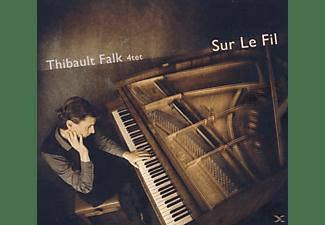 Thibault 4tet Falk - Sur Le Fil  - (CD)