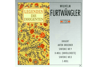 Wpo - Furtwängler, Wilhelm  - (CD)