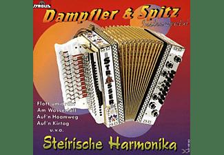 Dampfler - Steirische Harmonika/Instr.  - (CD)