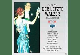 Chor - Der Letzte Walzer  - (CD)
