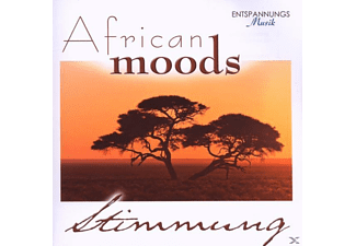 Traumklang - African Moods-Entspannungs-Musik  - (CD)