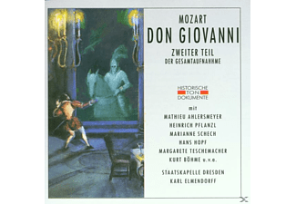Chor D.Staatsoper Dresden - Don Giovanni (Zweiter Teil)  - (CD)