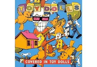 Toy Dolls - Covered In Toy Dolls  - (CD)
