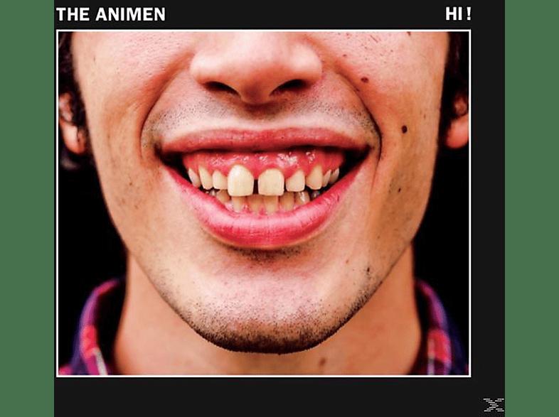 The Animen - Hi! [Vinyl]
