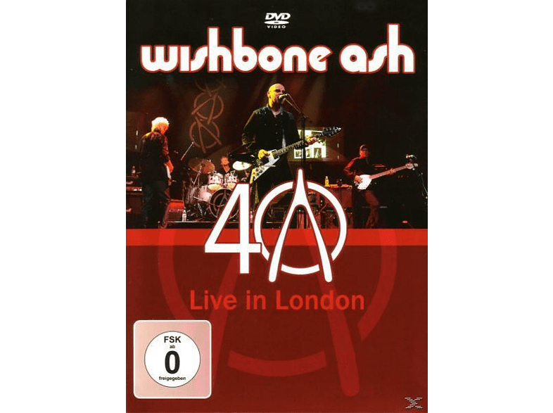Wishbone Ash - 40th Anniversary Concert-Live In London [DVD]