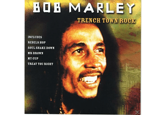 Bob Marley - Trench Town Rock  - (CD)